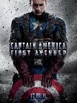 Affiche géante du film Captain America : First Avenger