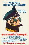 Affiche du film On a retrouvé la 7ème compagnie