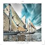 Poster de voilier Monaco Classic Week