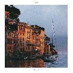 Affiche Portofino - Piccola mattina