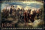 Affiche du film Le Hobbit (cast)