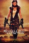 Affiche du film Resident Evil Extinction