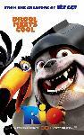 Poster du film d'animation Rio (friends)