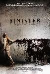 Affiche officielle du film Sinister