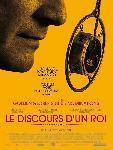 Affiche du documentaire Le Discours d'un Roi