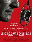 Affiche du documentaire Le Discours d'un roi (red)