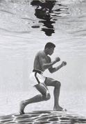 Photo noir & blanc de Mohamed Ali Underwater