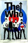 Affiche du groupe les Who