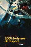 Affiche du film l'Odyssée de l'espace 2001