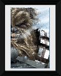 Poster encadré du film Star Wars Chewbacca