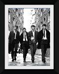 Photo encadrée The Beatles in London