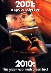 Poster du film 2010 : L'Année du premier contact