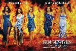 Affiche de la série Tv Desperate Housewives (fire)