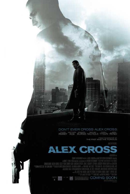 affiche du film alex cross acheter affiche du film alex cross 4147 affiches et. Black Bedroom Furniture Sets. Home Design Ideas