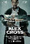 Affiche du film Alex cross (montage)