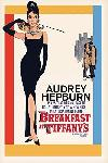 Affiche film Audrey Hepburn - Breakfast At Tiffany's