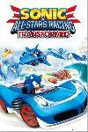 Affiche du jeu vidéo Sonic All Stars Racing