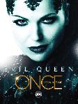 Poster de la série TV Once Upon a time Evil Queen