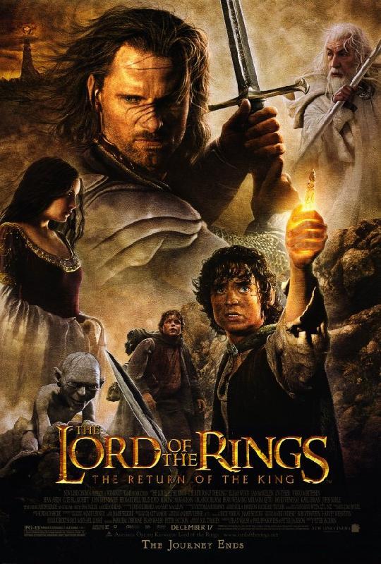 affiche du film le seigneur des anneaux le retour du roi acheter affiche du film le seigneur. Black Bedroom Furniture Sets. Home Design Ideas