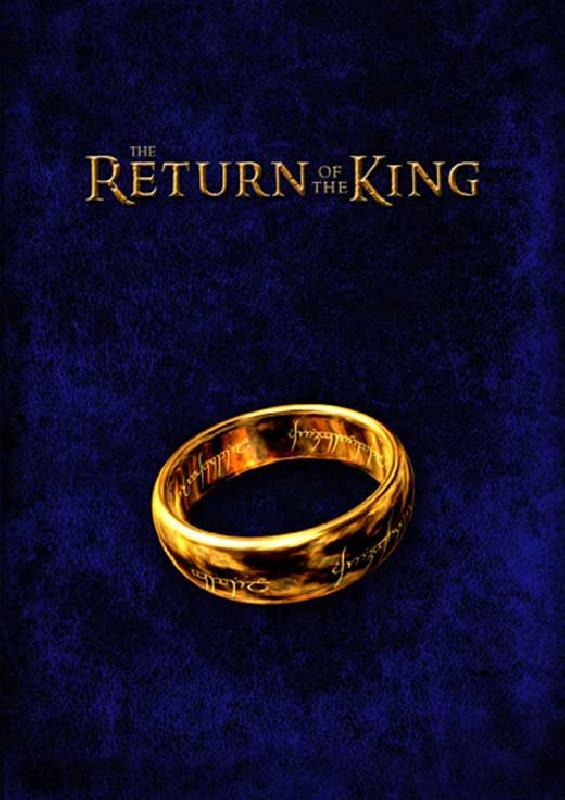 poster du film le seigneur des anneaux le retour du roi acheter poster du film le seigneur. Black Bedroom Furniture Sets. Home Design Ideas