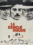 Affiche du film Le Cercle Rouge