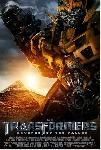 Affiche film Transformers 2: la Revanche