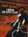 Affiche du westerns L'Homme des hautes plaines