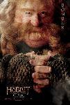 Affiche du film Bilbo le Hobbit (Bombur)