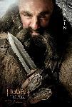 Affiche du film Bilbo le Hobbit (Dwalin)
