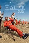Affiche de la série TV Dr House