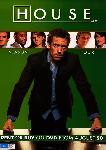Affiche de la série TV Docteur House