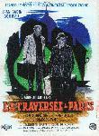 Poster du film La Traversée de Paris