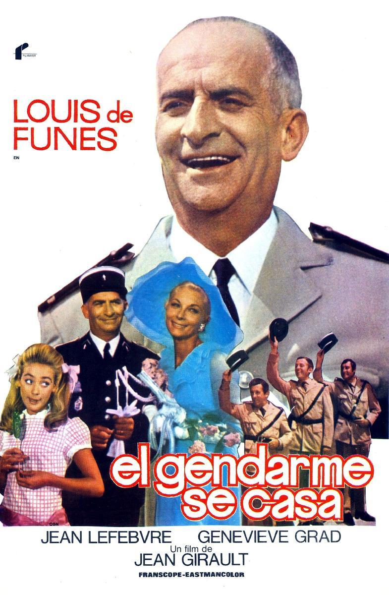 affiche du film le gendarme se marie acheter affiche du film le gendarme se marie 4519. Black Bedroom Furniture Sets. Home Design Ideas