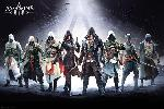 Poster de jeux video  Assassins Creed