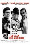 Affiche du film Le Clan des Siciliens