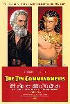 Poster du film Les Dix commandements