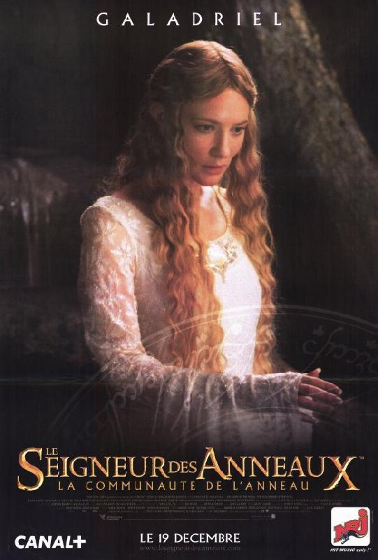 Affiche du film le seigneur des anneaux la communaut de l 39 anneau acheter affiche du film le - Tatouage seigneur des anneaux ...