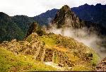 Poster paysage Machu Picchu