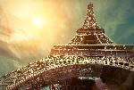 Affiche de la tour Eiffel