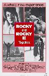 Poster du film Rocky and Rocky II