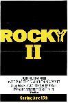 Affiche du film Rocky II La revanche