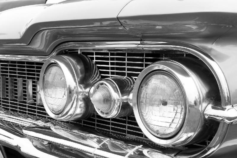 photo noire et blanche phare voiture acheter photo noire et blanche phare voiture 46152. Black Bedroom Furniture Sets. Home Design Ideas