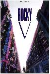 Poster du film Rocky 5