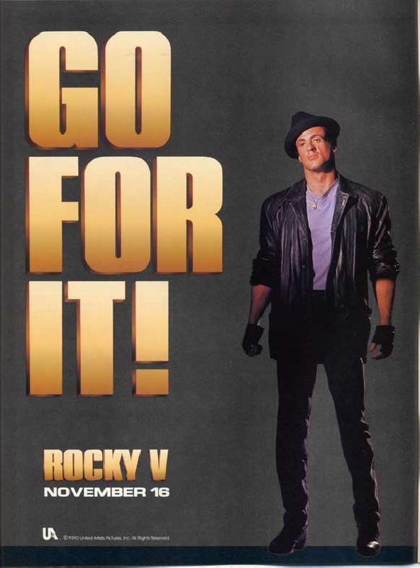 affiche du film rocky v acheter affiche du film rocky v 4627 affiches et. Black Bedroom Furniture Sets. Home Design Ideas