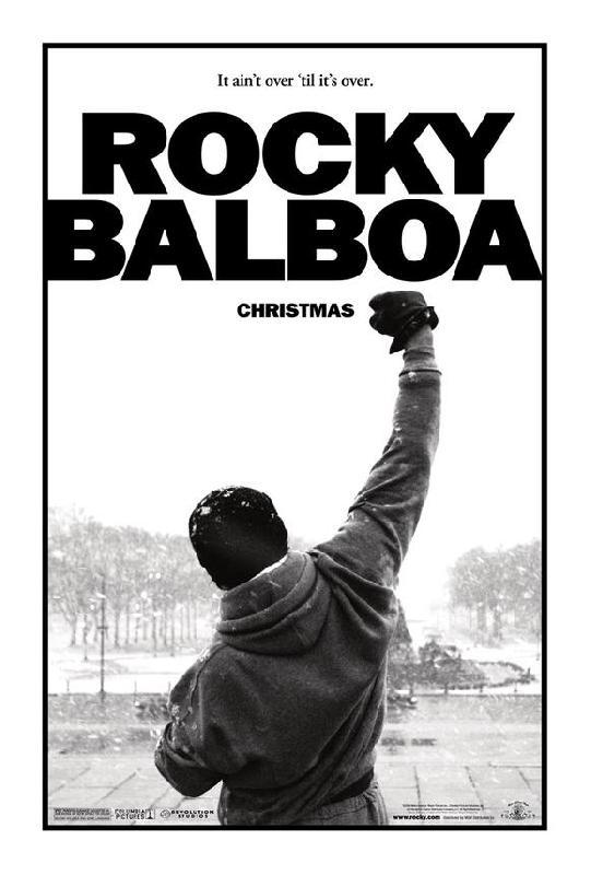 affiche du film rocky balboa acheter affiche du film rocky balboa 4628 affiches et. Black Bedroom Furniture Sets. Home Design Ideas