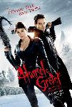 Affiche du film Hansel & Gretel: Witch Hunters