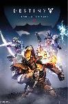 Poster du jeu vidéo Destiny