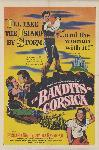 Affiche du film The Bandits of Corsica