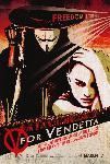 Poster du film V pour Vendetta