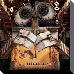 Toile imprimée du film animé Wall-e
